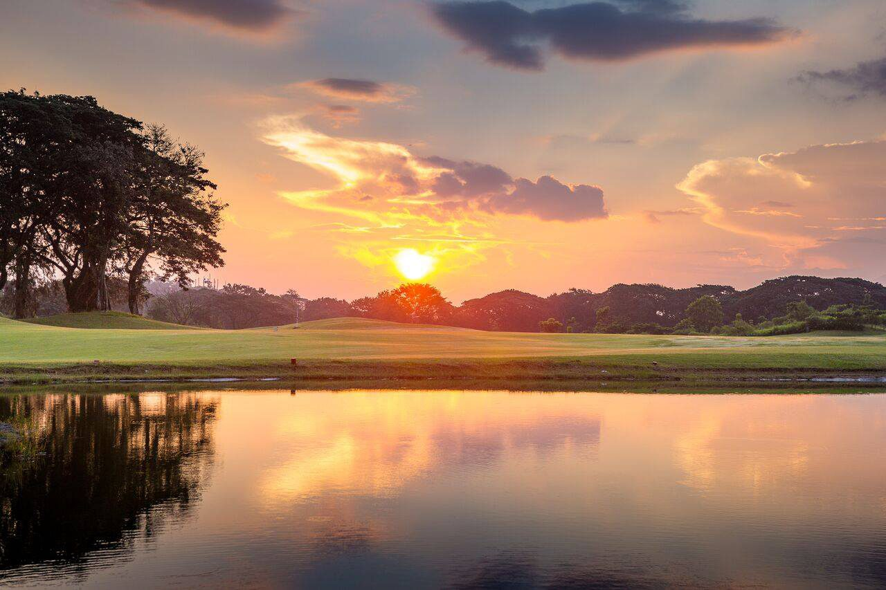 Golf in the Philippines