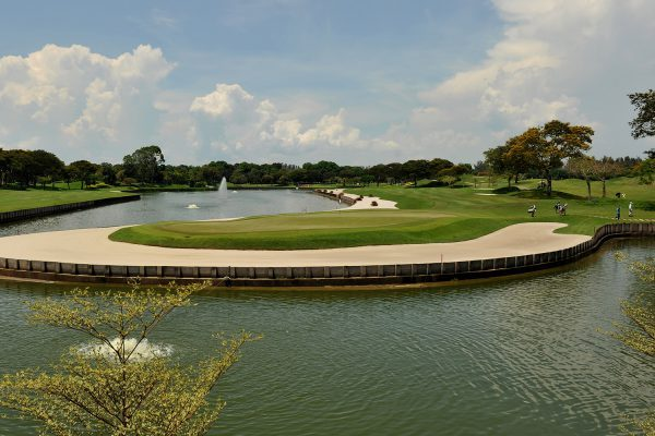 Laguna National Golf & Country Club, Singapore. Pix by Arep Kulal / Asian Tour