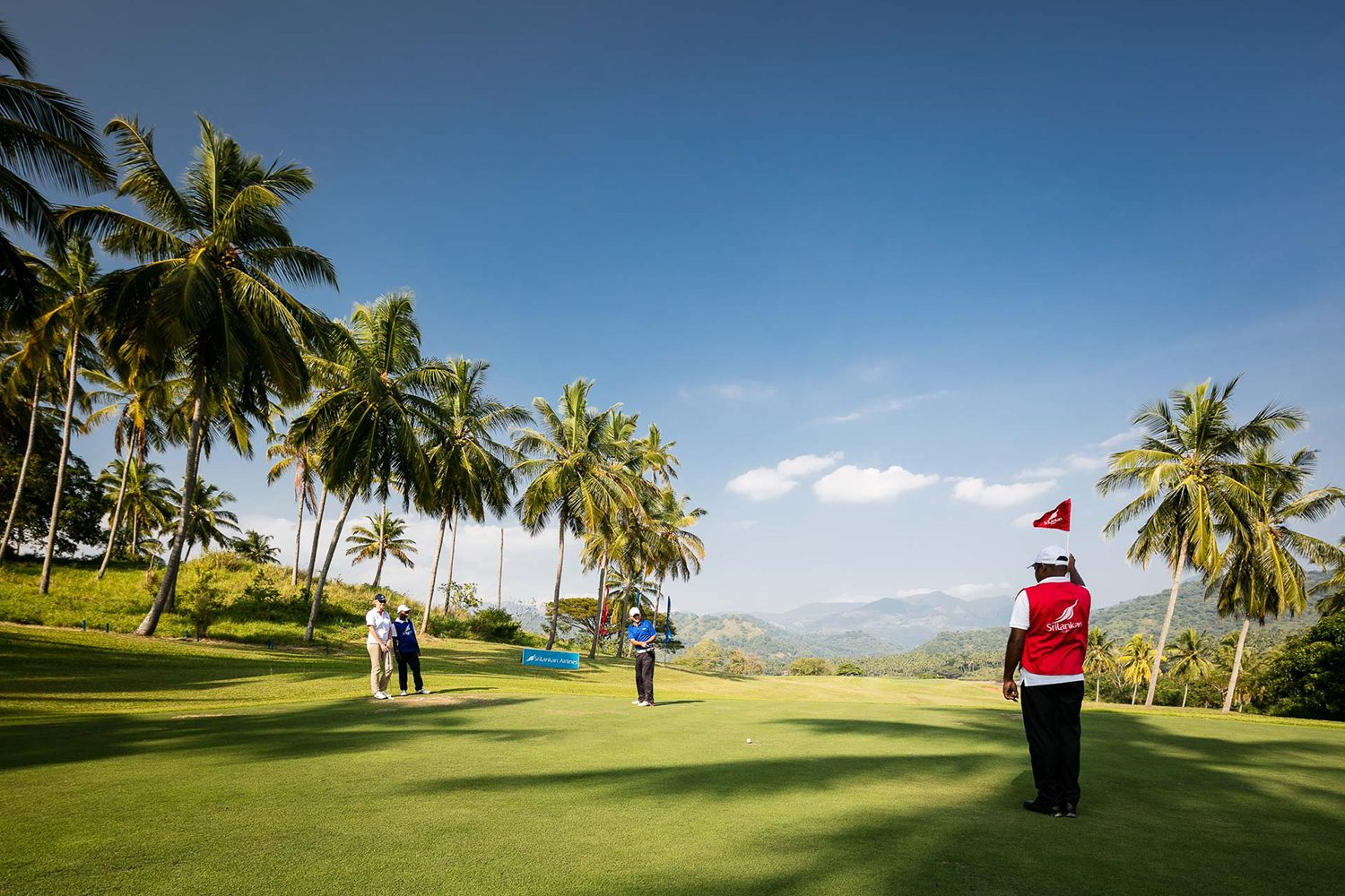 Golf in Sri Lanka